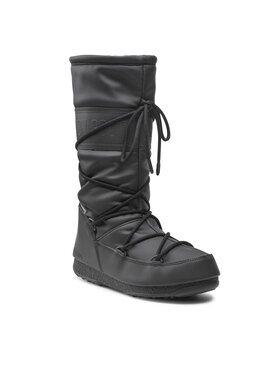 Moon Boot Moon Boot Снігоходи High Rubber Wp 24010200 Чорний
