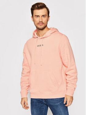 Guess Guess Sweatshirt Roy M0GQ03 R44Q7 Rose Regular Fit
