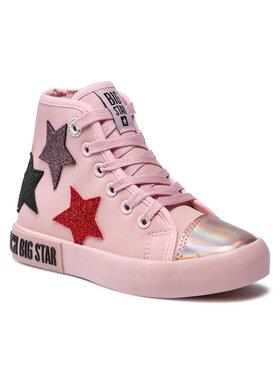 BIG STAR BIG STAR Sneakersy II374030 Różowy