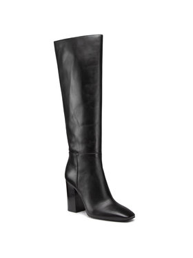 Calvin Klein Calvin Klein Μπότες Luna B4E6250 Μαύρο