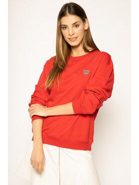 LOVE MOSCHINO LOVE MOSCHINO Pulóver W630682E 2124 Piros Regular Fit