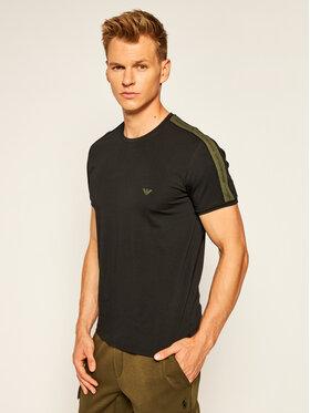 Emporio Armani Underwear Emporio Armani Underwear T-Shirt 111890 0A717 00020 Czarny Regular Fit