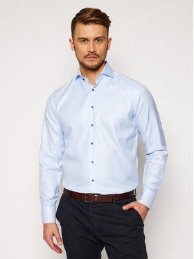 Stenströms Stenströms Košile 6 841 112 345 Modrá Slim Fit