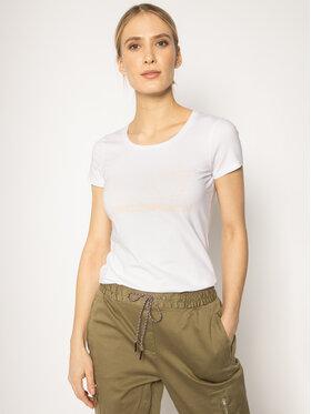 EA7 Emporio Armani EA7 Emporio Armani T-shirt 3HTT01 TJ29Z 1100 Blanc Modern Fit