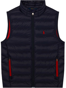 Polo Ralph Lauren Polo Ralph Lauren Γιλέκο Summer II 323785768001 Σκούρο μπλε Regular Fit
