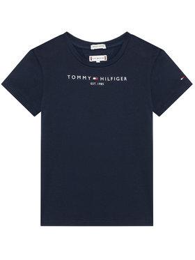 Tommy Hilfiger Tommy Hilfiger T-shirt Essential KG0KG05242 M Bleu marine Regular Fit