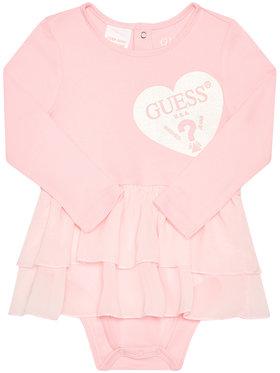 Guess Guess Dětské body S0YG12 K83S0 Růžová