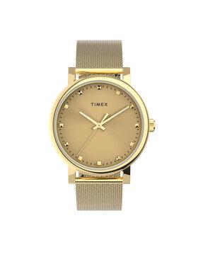 Timex Timex Zegarek Originals TW2U05400 Złoty