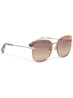 Furla Furla Okulary przeciwsłoneczne Sunglasses SFU457 WD00012-MT0000-CGQ00-4-401-20-CN-D Brązowy