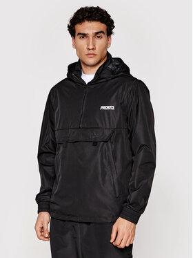 PROSTO. PROSTO. Prechodná bunda KLASYK Inuit 1012 Čierna Regular Fit