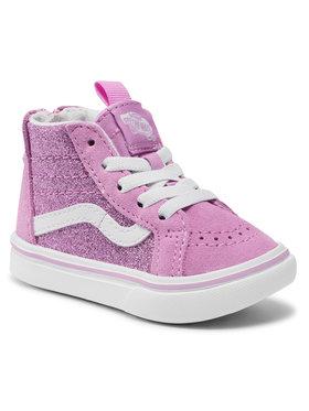 Vans Vans Sneakersy Comfycush Sk8-Hi VN0A4VJN31P1 Różowy