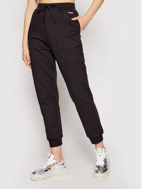 Pinko Pinko Teplákové kalhoty Addams 1N12Y0 Y75F Z99 Černá Regular Fit