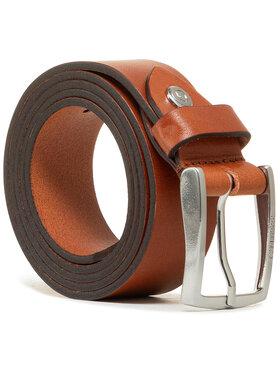 Guess Guess Мъжки колан Not Coordinated Belts BM7303 LEA35 Кафяв