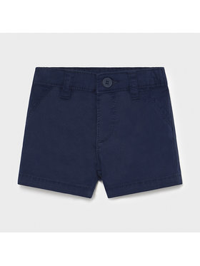 Mayoral Mayoral Stoffshorts 201 Dunkelblau Regular Fit