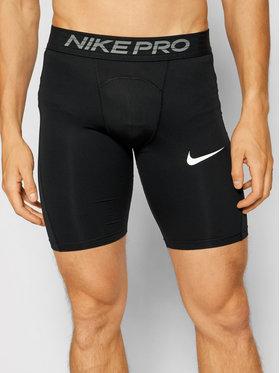 Nike Nike Sportiniai šortai Pro Base Layer BV5637 Juoda Slim Fit