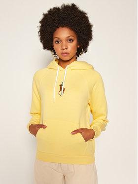 Polo Ralph Lauren Polo Ralph Lauren Bluza Knt 211800246003 Żółty Regular Fit