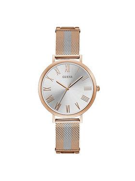 Guess Guess Dámské hodinky Ladies W1155L4 Zlatá
