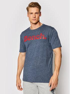 Bench Bench T-shirt Vito 117765 Blu scuro Regular Fit