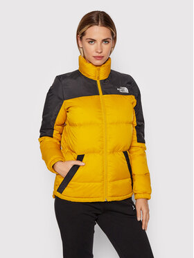 The North Face The North Face Giubbotto piumino Diablo NF0A4SVKYQR1 Giallo Regular Fit