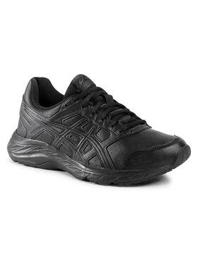 Asics Asics Topánky Gel-Contend 5 Sl 1132AO42 Čierna