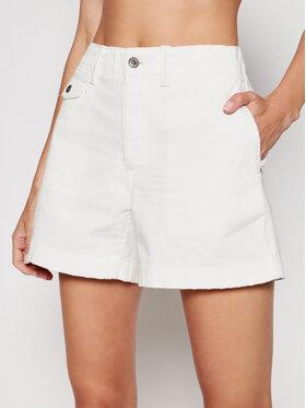 Polo Ralph Lauren Polo Ralph Lauren Džínsové šortky 211797213001 Biela Regular Fit