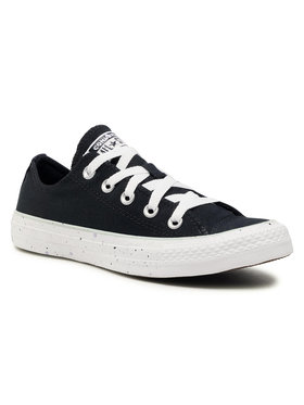 Converse Converse Sneakers aus Stoff Ctas Ox 567653C Schwarz