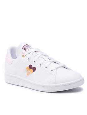 adidas adidas Обувки Stan Smith W H03937 Бял