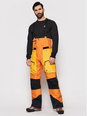 Peak Performance Peak Performance Ски панталони VerPro G68287001 Оранжев Regular Fit