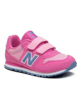 New Balance New Balance Sneakersy YV500TPP Różowy