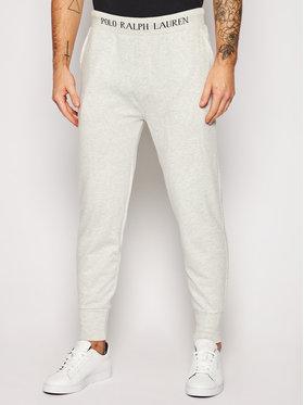 Polo Ralph Lauren Polo Ralph Lauren Teplákové kalhoty Loop Back 714804801001 Šedá Regular Fit