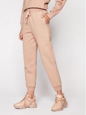 Pinko Pinko Παντελόνι φόρμας Addams Al 20-21 PRR 1N12Y0 Y75F Καφέ Regular Fit
