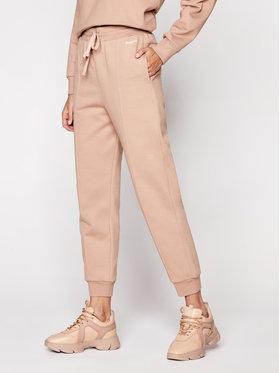 Pinko Pinko Spodnie dresowe Addams Al 20-21 PRR 1N12Y0 Y75F Brązowy Regular Fit