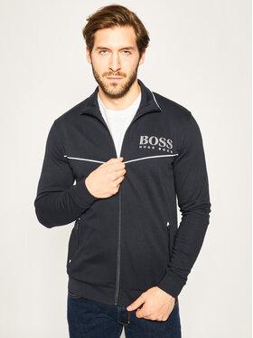 Boss Boss Суитшърт Tracksuit 50424851 Тъмносин Regular Fit