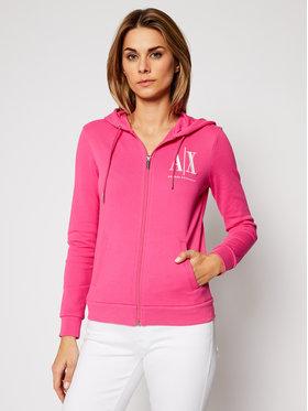 Armani Exchange Armani Exchange Džemperis 8NYM22 YJ68Z 1485 Rožinė Regular Fit