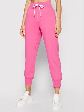 Polo Ralph Lauren Polo Ralph Lauren Jogginghose Akl 211780215015 Rosa Regular Fit