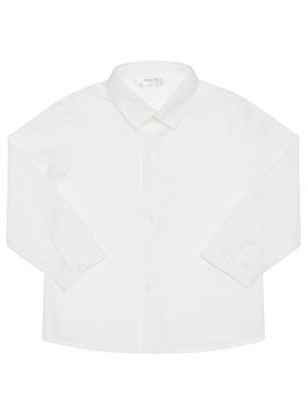 Mayoral Mayoral Koszula 2120 Biały Regular Fit