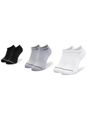 NIKE NIKE Lot de 3 paires de chaussettes basses unisexe SX5546 018 Noir