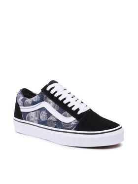 Vans Vans Πάνινα παπούτσια Old Skool VN0A3WKT9IB1 Μαύρο