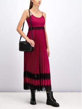 TwinSet TwinSet Sukienka wieczorowa 192TP2282 Fioletowy Regular Fit