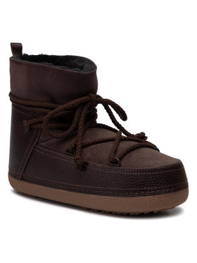 Inuikii Inuikii Buty Boots 50101-1 Brązowy