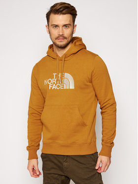 The North Face The North Face Pulóver Drew Peak NF00AHJYSG21 Barna Classic Fit