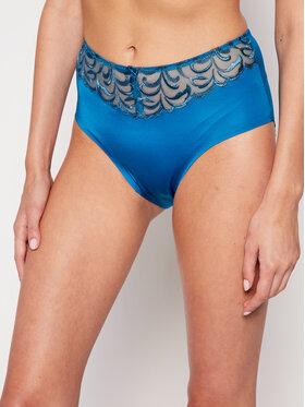 Triumph Triumph Klasické kalhotky s vysokým pasem Modern Finesse 10156675 Modrá