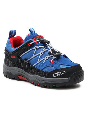 CMP CMP Trekkings Kids Rigel Low Trekking Shoe Wp 3Q54554 Albastru