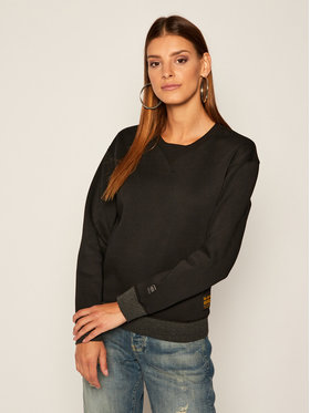 G-Star Raw G-Star Raw Sweatshirt Premum Core D17752-C235-6484 Grün Straight Fit
