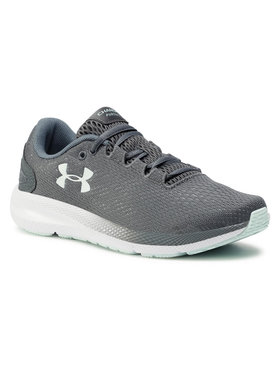 Under Armour Under Armour Chaussures Ua W Charged Pursuit 2 3022604-103 Gris