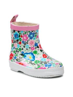 Playshoes Playshoes Bottes de pluie 180364 S Blanc