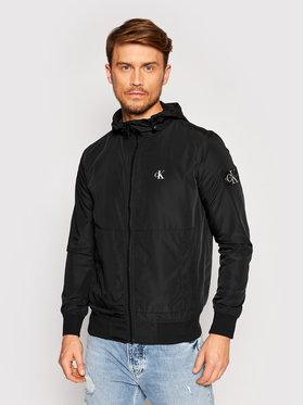 Calvin Klein Jeans Calvin Klein Jeans Átmeneti kabát J30J318137 Fekete Regular Fit
