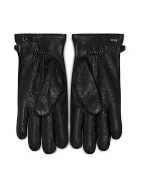 JOOP! Joop! Gants homme Gloves 7312 Noir