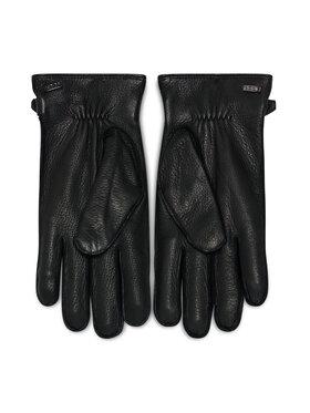 Joop! Joop! Pánské rukavice Gloves 7312 Černá