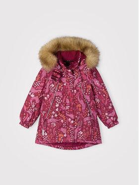 Reima Reima Zimní bunda Muhvi 521642 Růžová Regular Fit